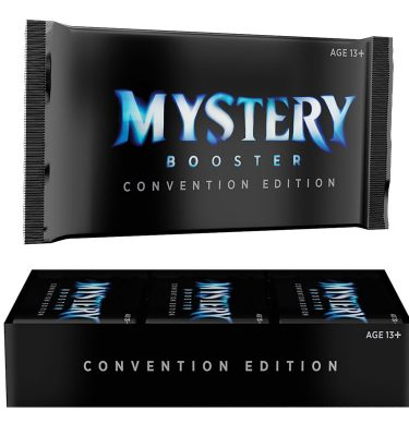 Convention Edition de Mystery Booster