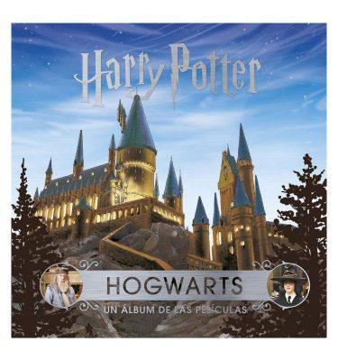 Hogwarts un álbum de las películas