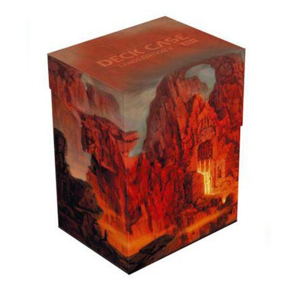 Lands edition Montaña deck case +80