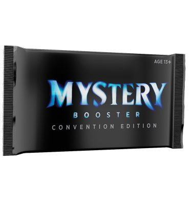 sobre convention edition mistery booster