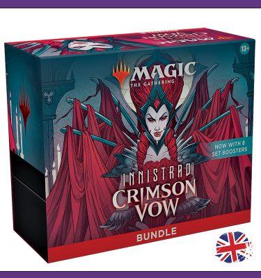 Bundle Crimson Vow - La Caverna de Voltir