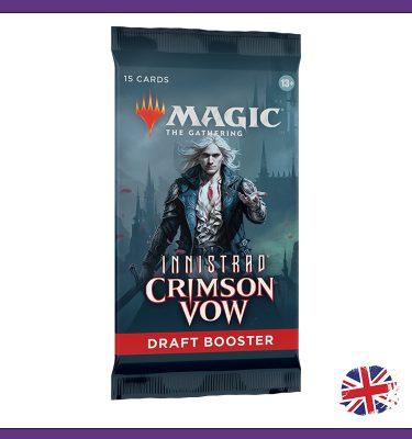 Draft Booster Innistrad Crimson Vow