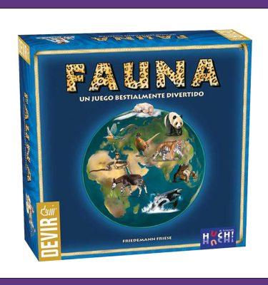 Fauna - La Caverna de Voltir juegos