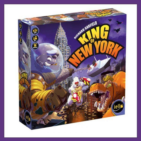 King of New York - Juegos - La Caverna de Voltir.