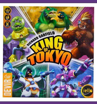King of Tokyo - Juegos - La Caverna de Voltir