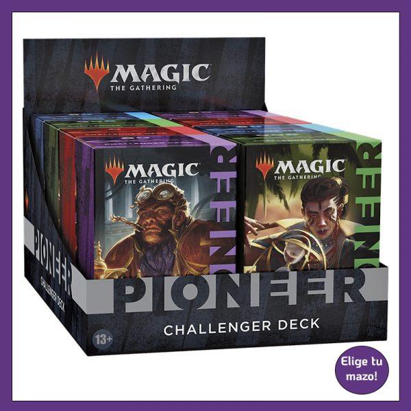 Pioneer Challenger Decks 2021 Magic the Gathering - La Caverna de Voltir