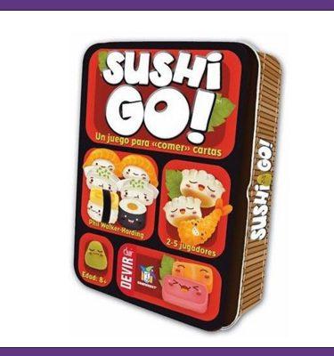 Sushi go! juegos la Caverna de Voltir