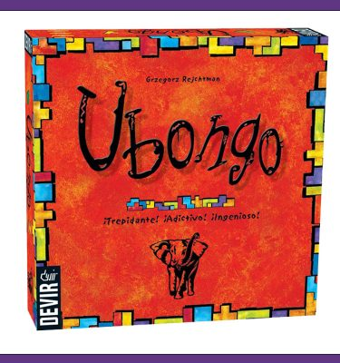 Ubongo - La Caverna de Voltir Juegos