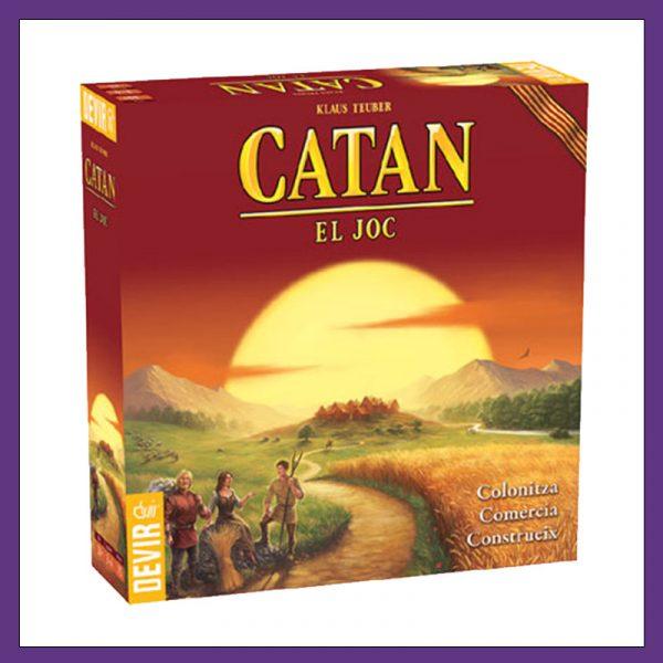 catan - La Caverna de Voltir catalán