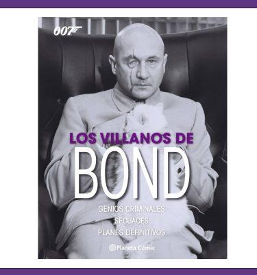 007- Los villanos de Bond - La Caverna de Voltir