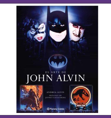 John Alvin - La Caverna de Voltir