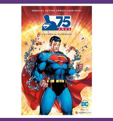 Superman 75 - La Caverna de Voltir